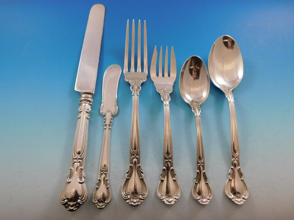 "Gorham Chantilly Sterling Silver Flat Spreader 5 7//8/"" New marks"