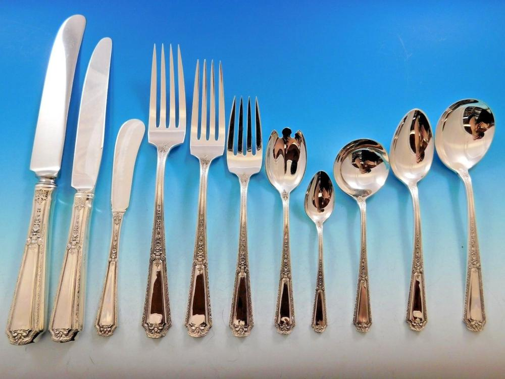 """Louis XIV by Towle Sterling Silver Salad Fork 6 1//4/"""""""