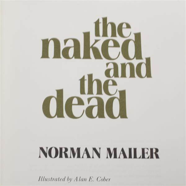 Norman mailer the naked and the dead