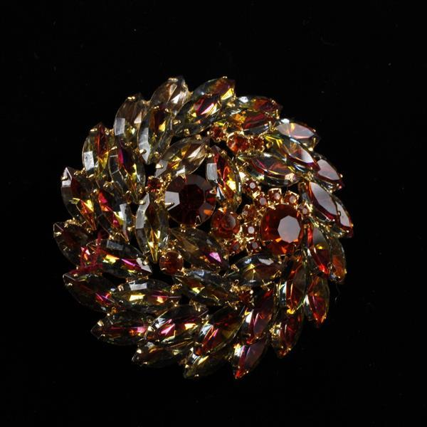 Juliana? Jewel Brooch Pin