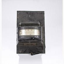 Antique General Electric Thomson Voltmeter Type H