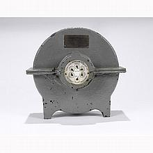 Antique Central Station Steam Company Detroit Meter Size A