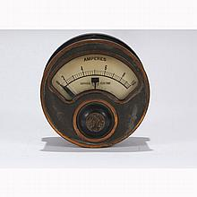 Antique General Electric Ammeter