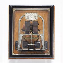 Antique Cased Watthour Meter