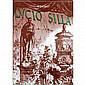 Mozart Lucio Silla Opernhaus Zurich 1998 poster.