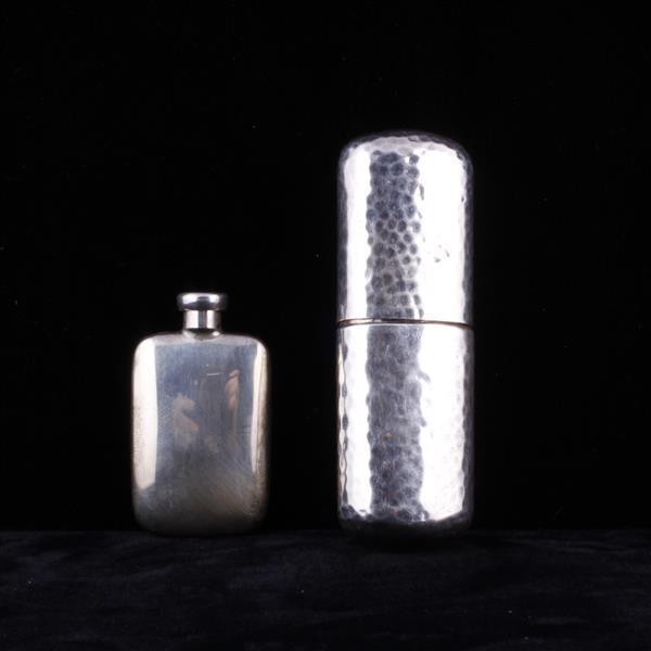 Tiffany & Co. Sterling Silver Scent Bottle & Perfume Spray Bottle