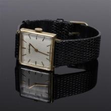 Vintage Longines 14K yellow gold men's watch.