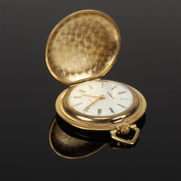 wittnauer co geneve gold filled pocket 17 jewe