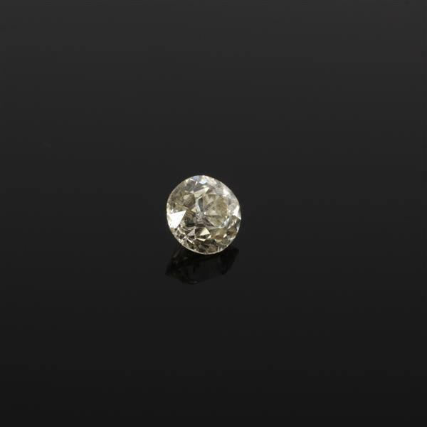 Loose diamond .85 ct yellow, eye clean, JK color.
