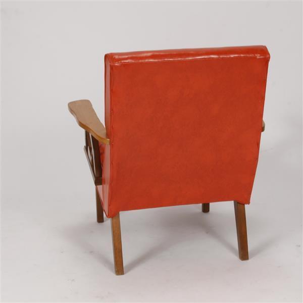 Vintage 1950s Wagon Wheel Cowboy furniture set with embossed