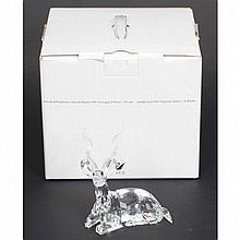 Swarovski Crystal Society (SCS) Inspiration Africa 1194: The Kudu.