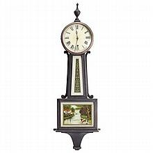 Banjo clock; 20th Century;