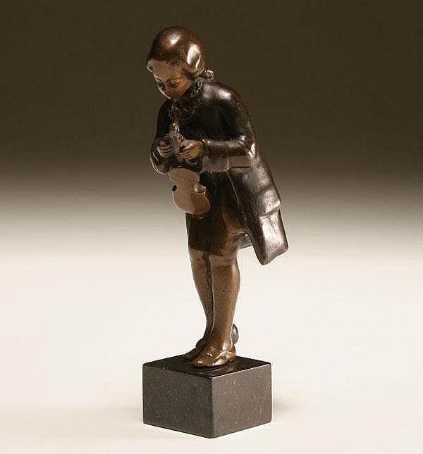 Doblinger Vienna Bronze Musician