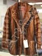 Mink coat; Albert Nipon Gidding Jenny label.