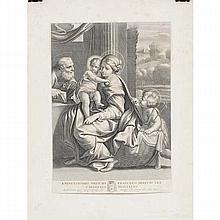 Cornelius Bloemart; after Annibale Carracci's
