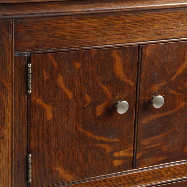 Floor Model Kitchen Cabinets For Sale: Oak Cabinet Victor Victrola Floor Model VV-X Talking Machine