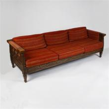 Romweber Viking Oak Sofa