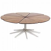 Richard Schultz 'Flower Petal' coffee table for Knoll.
