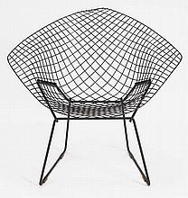 Bertoia small Diamond lounge chair for Knoll.