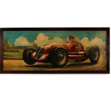 Annual Indy 500 & Auto Racing Memorabilia Auction