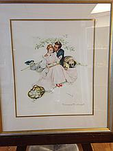 NORMAN ROCKWELL LIMITED EDITION