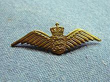 WW2 BRITISH PILOTS WINGS SMALL 2
