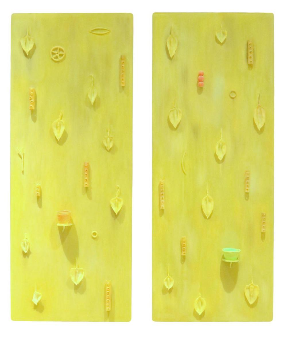 Unique Contemporary Art Glass Plaques