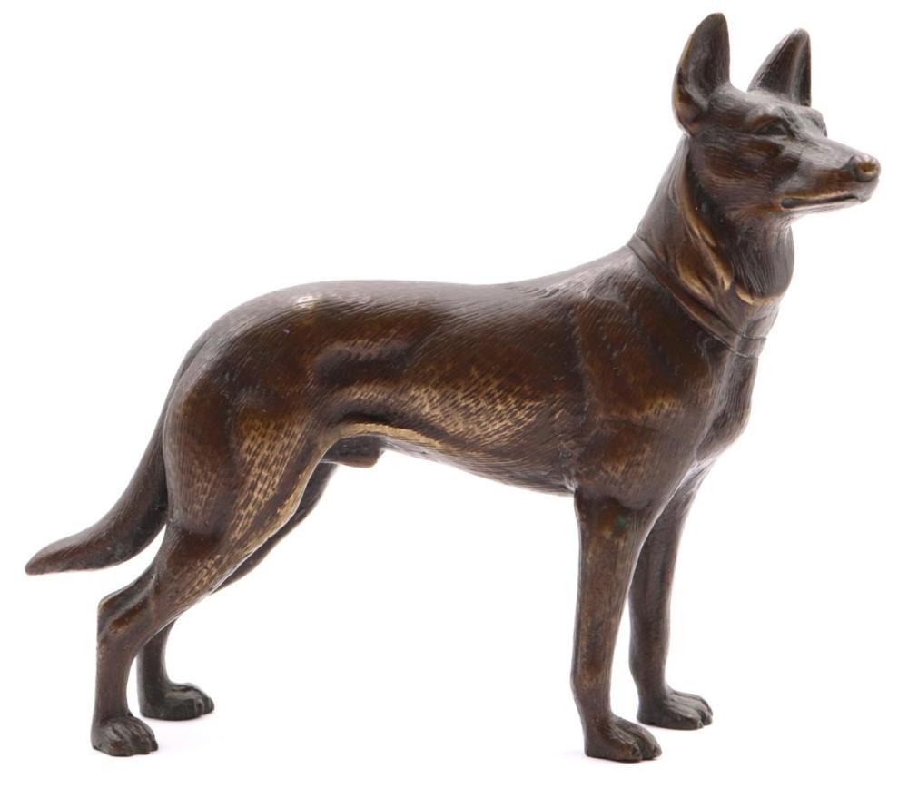 Germany Bronze German Shepherd