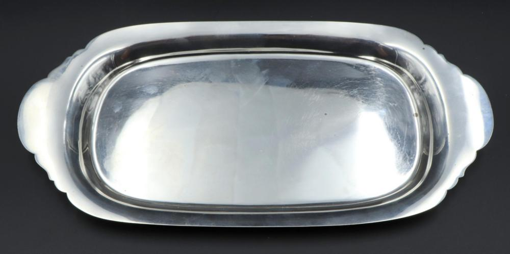 Antique Watson Sterling Silver Tray