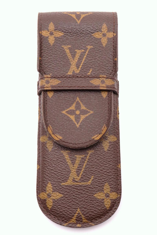 Louis Vuitton Monogram Canvas Glasses Case