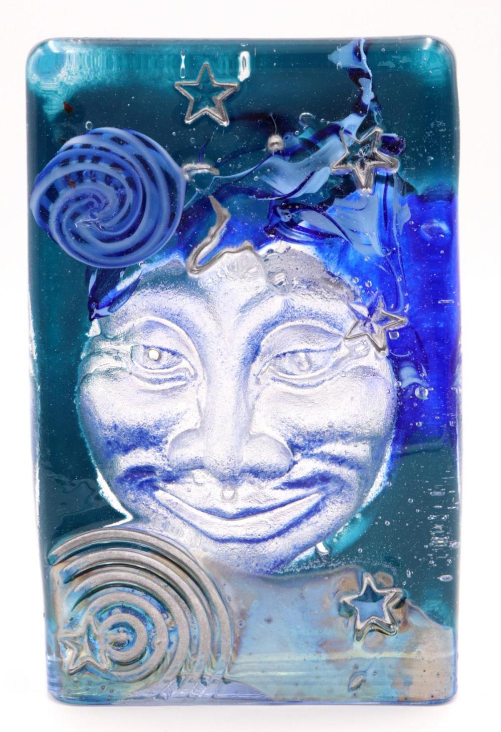 Phoenix Studio Art Glass Sculpture