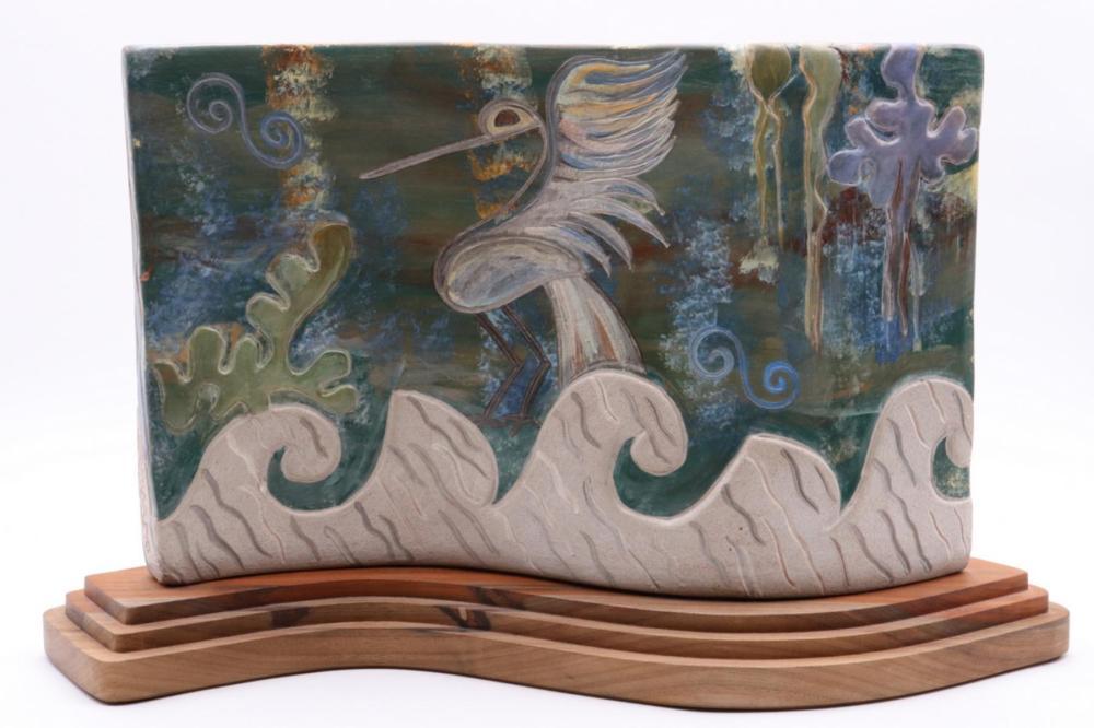 Pablo Seminario Ceramic Sculpture