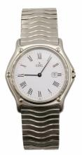 Ebel Classic Sport Wave Stainless Steel Men's Watch
