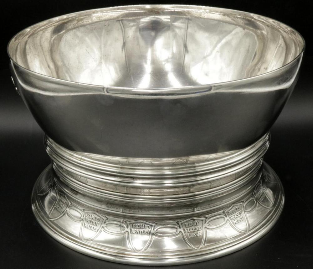 Rare Tiffany & Co. Sterling Silver Trophy