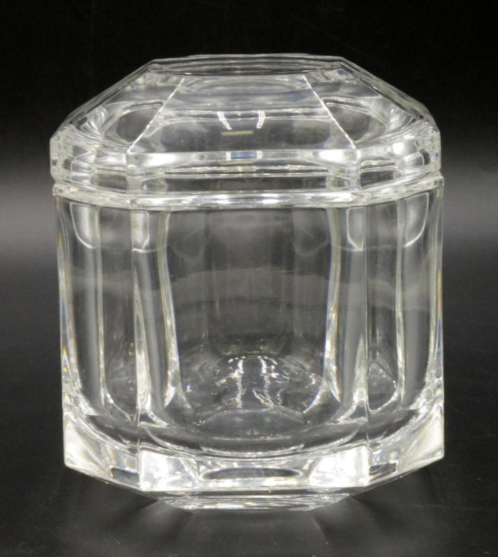 Tiffany & Co. Crystal Covered Box