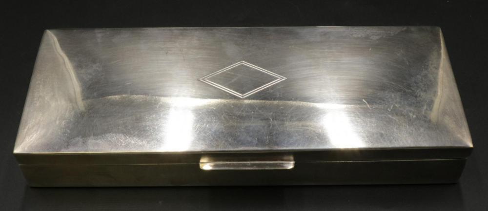 Ralph Lauren Silver Plated Box