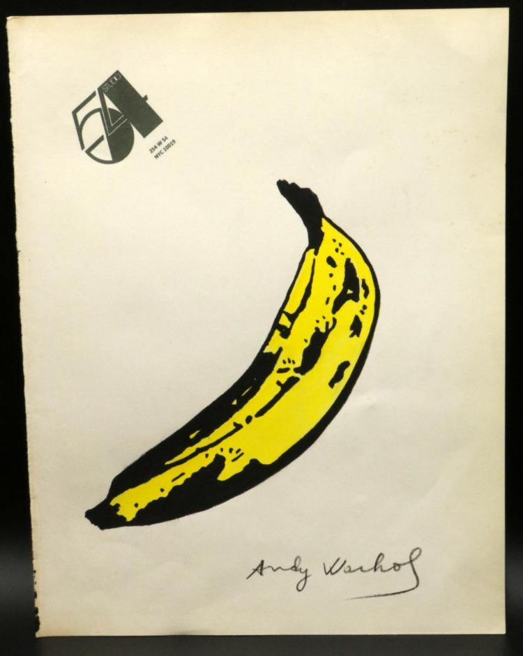 Attr. To Andy Warhol