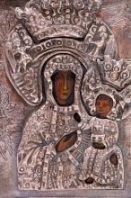 Polish Sterling Religious Icon