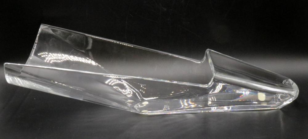 """Baccarat """"Diva"""" Crystal Vase"""