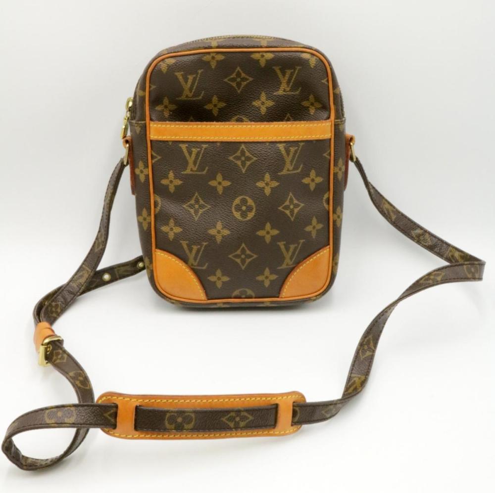 Louis Vuitton Canvas Shoulder Bag