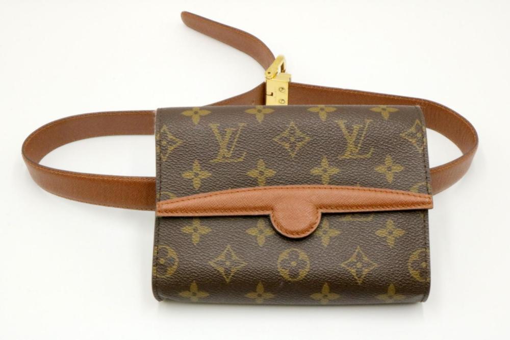 Louis Vuitton Canvas Fanny Pack