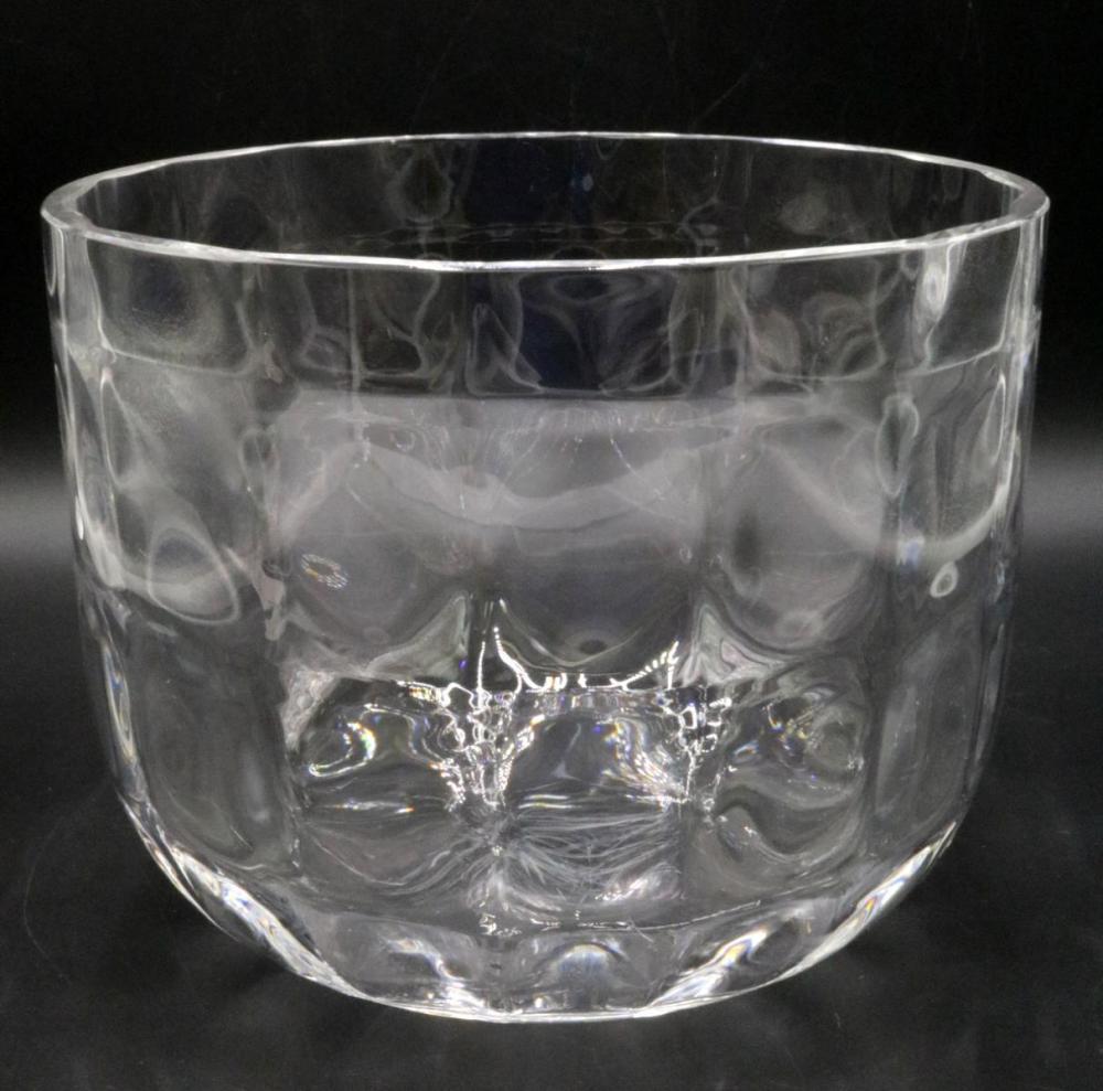 Large Kosta Boda Art Glass Bowl