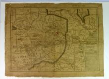 5 ANTIQUE & VINTAGE MAPS