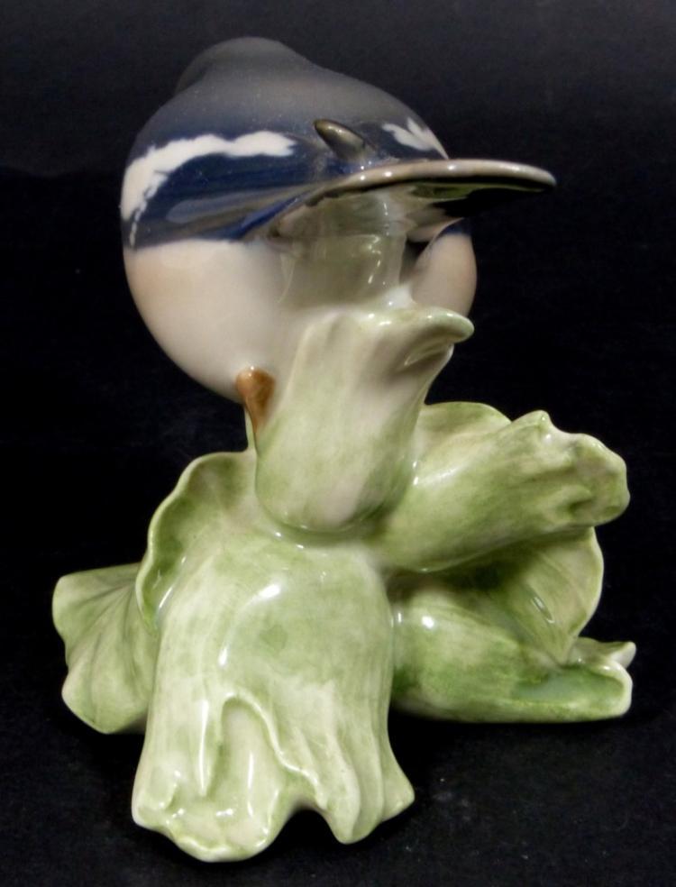royal copenhagen porcelain bird figurine. Black Bedroom Furniture Sets. Home Design Ideas