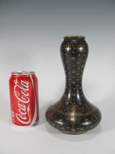 Pinon-Heuze French Art Nouveau porcelain vase
