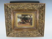 Joachim MIRO (1875-1941) Spanish artist painting