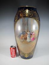 Huge antique French Sevres procelain vase