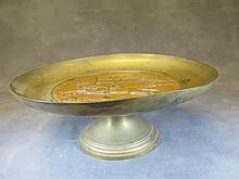 Antique French bronze centerpiece