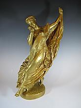 Jean-Leon GEROME (1824-1904) statue