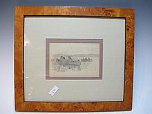 Edwin Willard DEMING (1860-1942) American artist watercolor